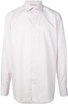 Eton contemporary fit printed shirt