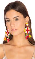 Ranjana Khan Multi Tassel Earring