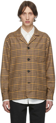 Schnaydermans Multicolor Check Overshirt Jacket
