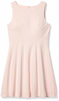 Brinker & Eliza Women's Seamed Fit & Flare Dress