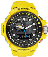 G-Shock Casio Yellow and Black Resin Watch