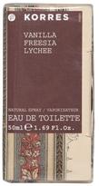 Korres Vanilla, Freesia, Lychee Eau de Toilette 50ml