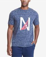 Nautica Men's Logo Pajama T-Shirt
