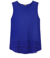 Vince Camuto Layered Sleeveless Top