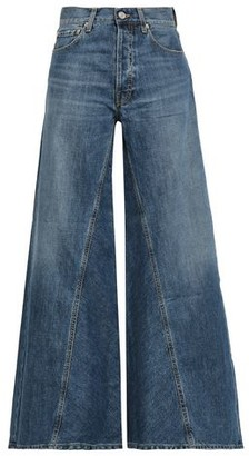 Ganni Denim trousers