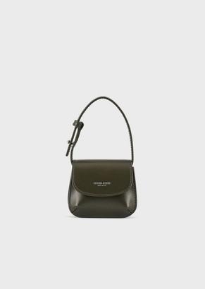 Giorgio Armani Palmellato Leather Charm
