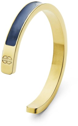 Florence London Navy & Gold Chunky Cuff