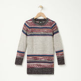 Roots Girls Fair Isle Sweater Tunic