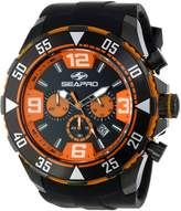 Seapro Men's SP1123 Diver Chronograph Analog Watch