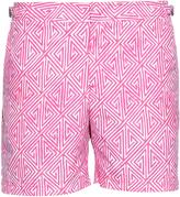 Orlebar Brown Bulldog Konig-batik print swim shorts