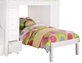 ACME Furniture Freya Kids Bed - White(Twin) - Acme