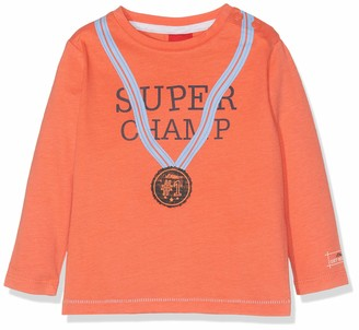 S'Oliver Baby Boys' 65.902.31.8522 Long Sleeve Top