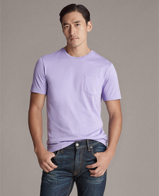 Ralph Lauren Relaxed Fit Cotton Pocket Tee