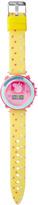 Peppa Pig Yellow Digital Watch