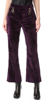 Nina Ricci Cropped Flared Pants