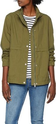 Tommy Jeans Women's Short Hooded Parka Coat