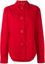 Ports 1961 oversized buttons shirt - women - Cotton - 40