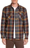 Prana Men's Asylum Regular Fit Plaid Shirt Jacket