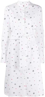 Paul Smith All Over Print Shirt Dress