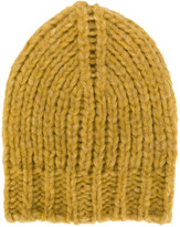 Roberto Collina ribbed beanie