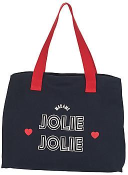 Petite Mendigote JOLIE women's Shopper bag in Blue