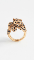 Kate Spade Run Wild Cheetah Ring