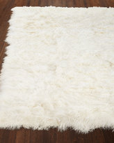 Calvin Klein Fey Sheepskin Rug, 8' x 10'