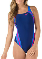 Speedo Fitness One Piece Swimsuit with Racer Back