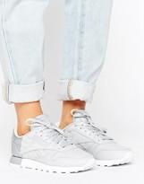 Reebok Classics Leather Matte Shine Sneaker