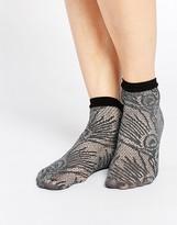 Jonathan Aston Peacock Socks