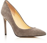Ivanka Trump Kayden Pointed Toe Pumps