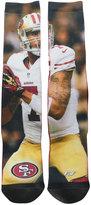 For Bare Feet Colin Kaepernick San Francisco 49ers Player Mesh Crew Socks