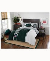Northwest Company New York Jets 7-Piece Full Bed Set