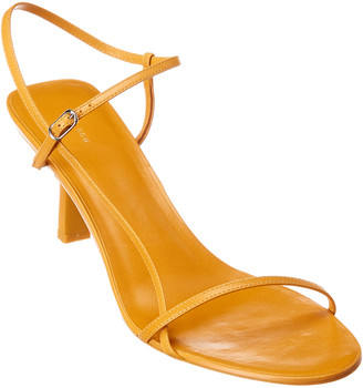 The Row Bare 65 Strappy Leather Sandal