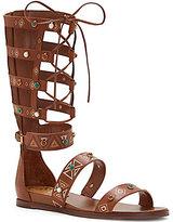 Vince Camuto Shandon Leather Gladiator Sandals