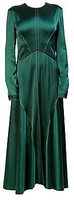 Cédric Charlier Women's Long-Sleeve Tent Dress