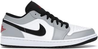 Jordan Nike 1 Low Light Smoke Grey Sneakers Size EU 43 (US 9.5)