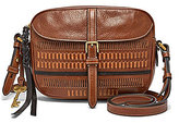 Fossil Kendall Perforated Cross-Body Bag