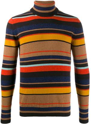 Altea gauge 12 striped jumper