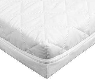 John Lewis & Partners Premium Foam Cotbed Mattress, 140 x 70cm