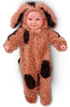 BuySeasons Baby Boy's and Girl's Bentley the Puppy Costume