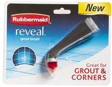 Rubbermaid RubbermaidReveal Power Scrubber Pointed Grout Scrubber Head, 1839688