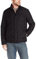 Dockers Nylon 2 Pocket Box Quilted Jacket