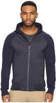 Scotch & Soda Lightweight Hooded Jacket in Mix Match Qualities Men's Coat