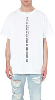 Off-White Care of Virgil Abloh cotton t-shirt