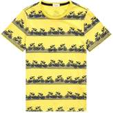 Paul Smith Ryder Bicycle Print T-Shirt