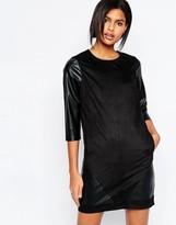 Vero Moda 3/4 Sleeve Shift Dress