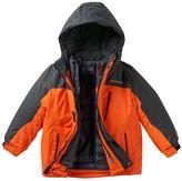 ZeroXposur Boys 4-7 3-in-1 Heavyweight Hooded Systems Jacket