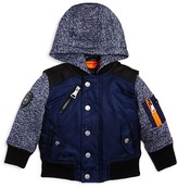 Urban Republic Boys' Layered Look Jacket - Baby