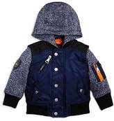 Urban Republic Infant Boys' Layered Look Jacket - Sizes 12-24 Months